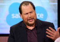 Salesforce's Marc Benioff defends Tableau deal: They 'didn't want our cash'