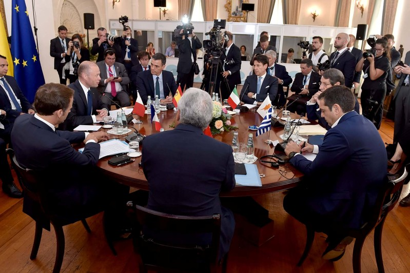 Southern EU Countries Summit in Valletta