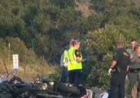 4 killed when 2 motorcycles collide on SoCal canyon road