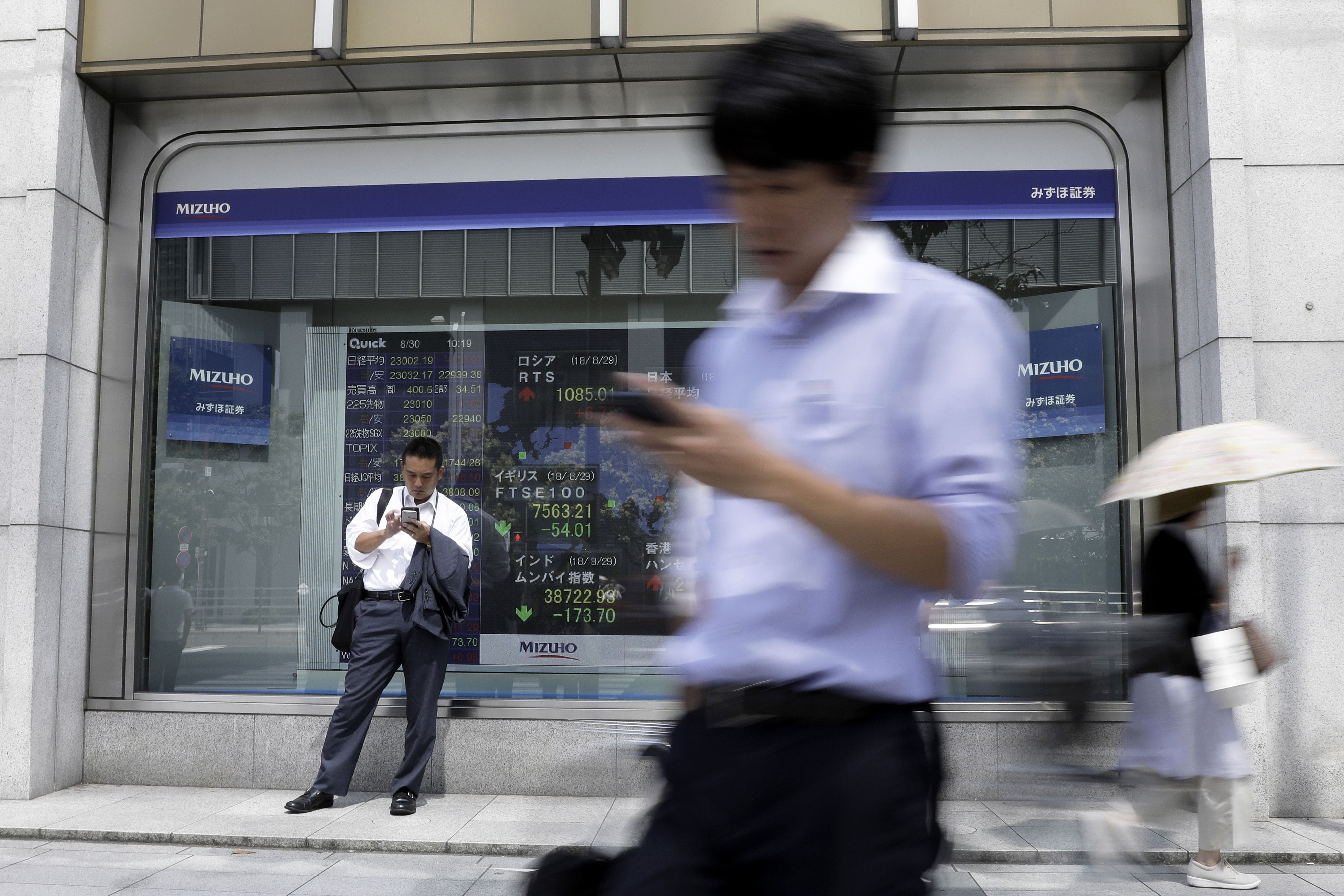 Asia stocks subdued as investors await Chinese trade data