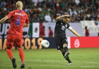 Dos Santos powers Mexico to eighth Gold Cup title