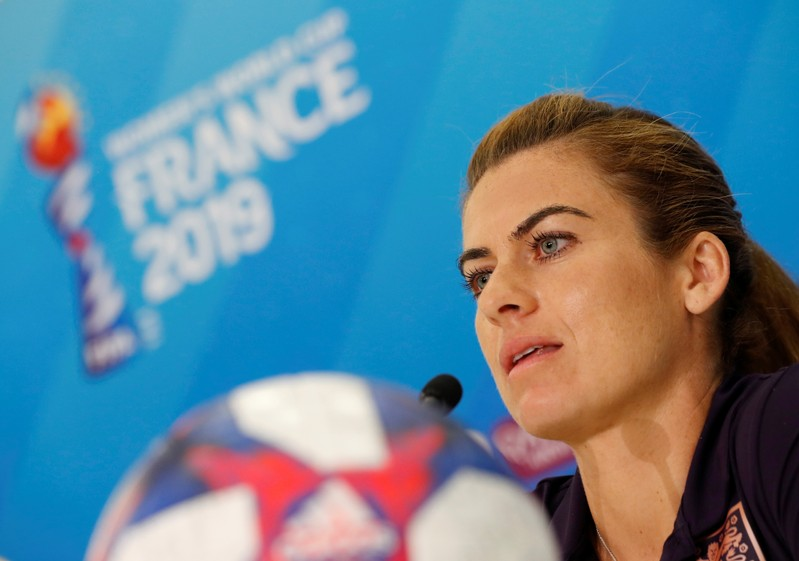 Women's World Cup - England Press Conference