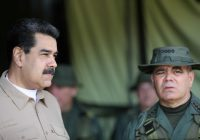 Venezuela's Maduro ratifies Padrino as defense minister
