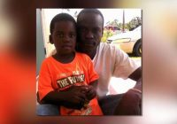 Man searches for 6-year-old son lost in Hurricane Dorian