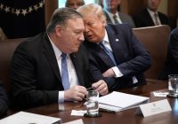 Pompeo says he and Pence expect to meet Turkish President Erdogan despite his refusal