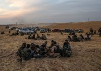 Syrian troops enter northern towns and villages, setting up a potential clash with Turkish-led forces