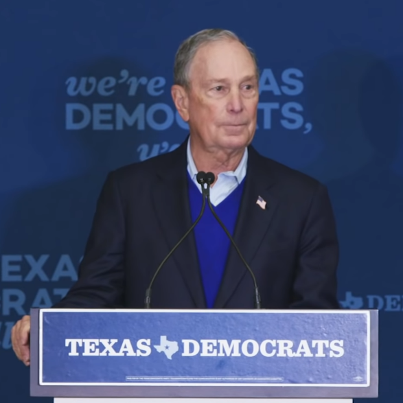 Facebook Posts Mislead on Bloomberg Donation