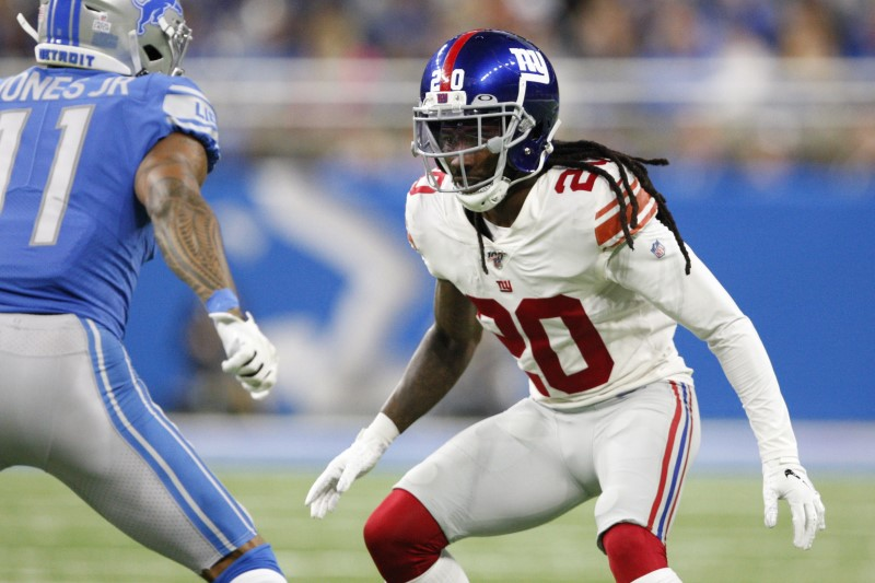 NFL: New York Giants at Detroit Lions