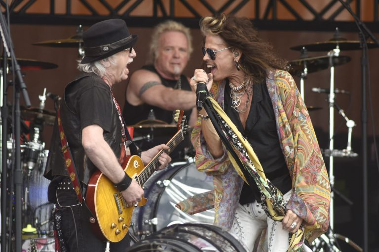 Aerosmith's drummer wanted to play at the Grammys — so he sued the band to do it