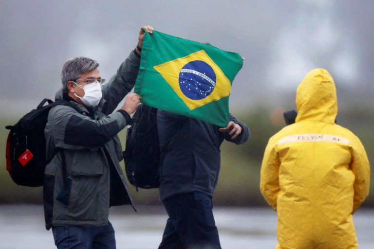 Coronavirus live updates: Brazil confirms first case in Latin America, travel restrictions 'irrelevant' in pandemic