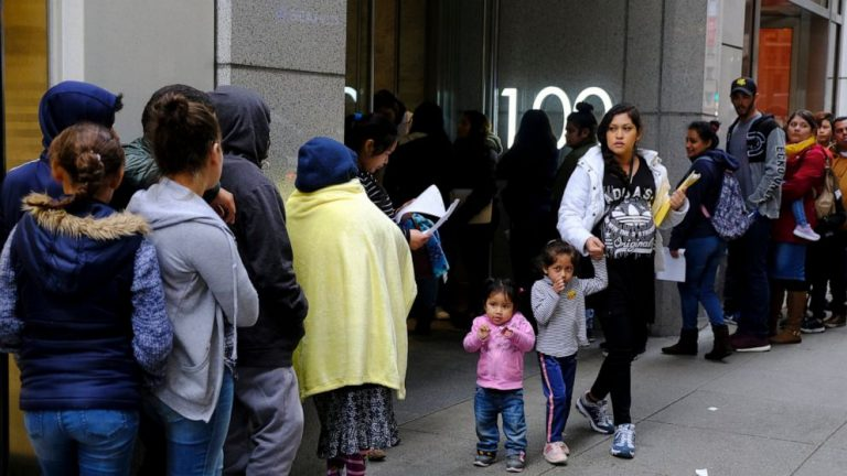 Crackdown on immigrants who use public benefits takes effect