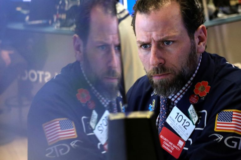 Dow futures fall after Microsoft issues coronavirus warning, Trump news conference ahead