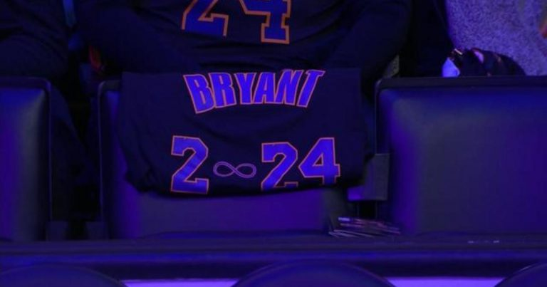 Kobe Bryant memorial held at the Staples Center as family and celebrities pay tribute