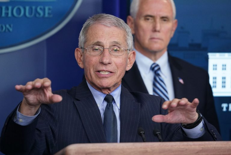 Coronavirus fight: White House health advisor Fauci says we may never get back to 'normal'