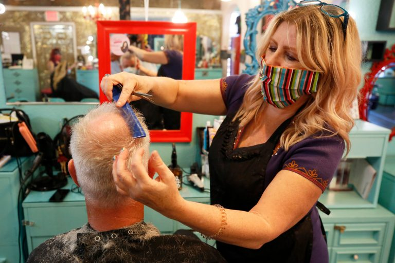 Coronavirus live updates: More states reopen bars, CA says hair salons and barbershops can reopen in most counties