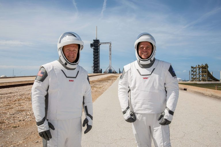 Everything you need to know about SpaceX's historic Demo-2 launch, its first with NASA astronauts