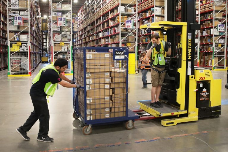 Local TV stations air Amazon PR piece on worker safety as if it were a real news story