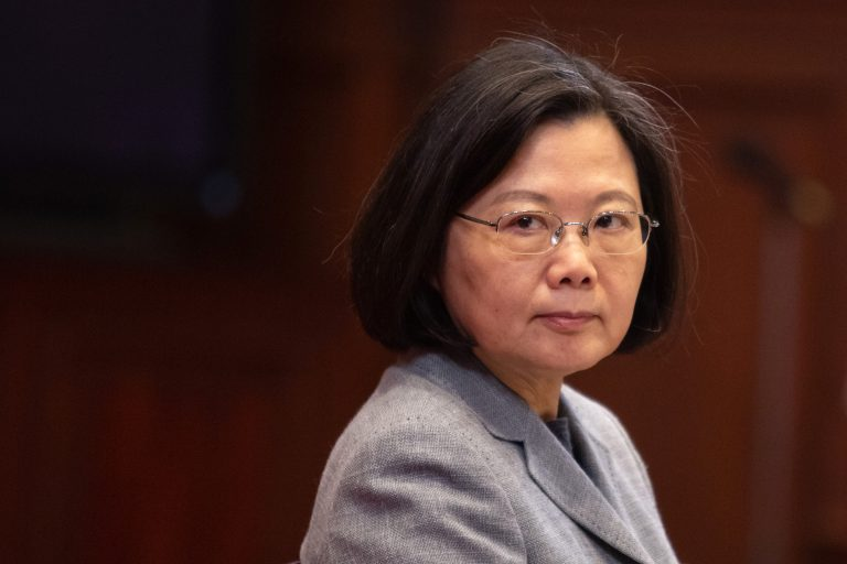 Taiwan's Tsai pledges support for people of Hong Kong after China proposes national security law