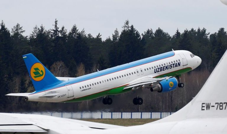 Uzbekistan may hand over state airline to foreign firm