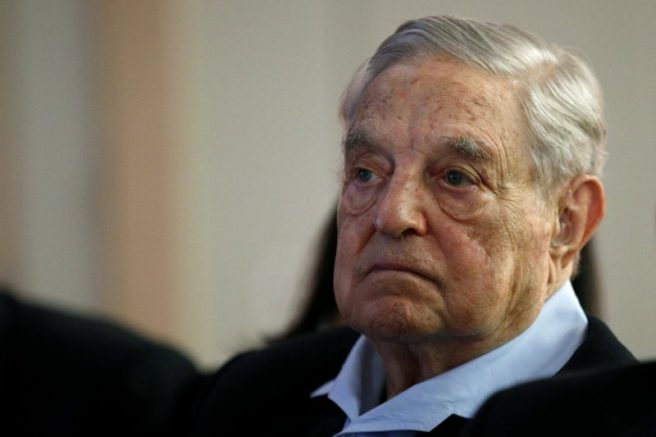 Antifa-like group reportedly funded by George Soros and Tom Steyer