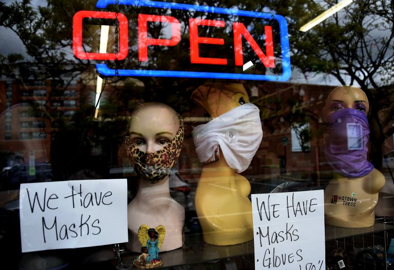 Ex-Obama advisor says mailing every American a mask would be an 'incredibly' efficient stimulus