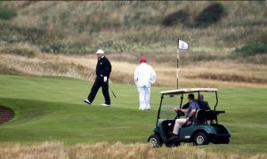 Is President Trump Allowed to Play Golf?