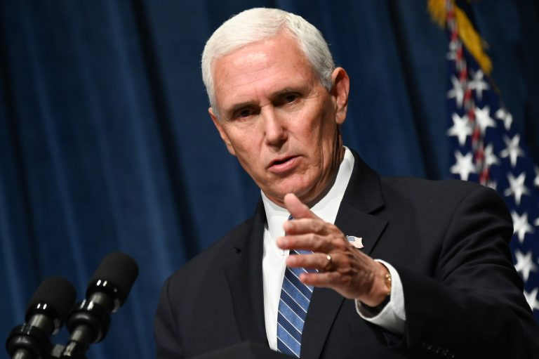 Pence vows to 'keep opening up America' as U.S. sets new record for coronavirus cases