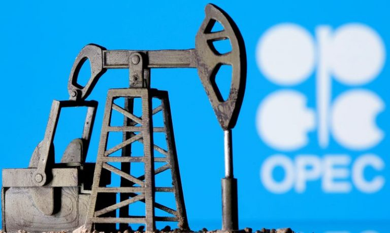 Oil edges lower on oversupply concerns as OPEC+ set to raise output