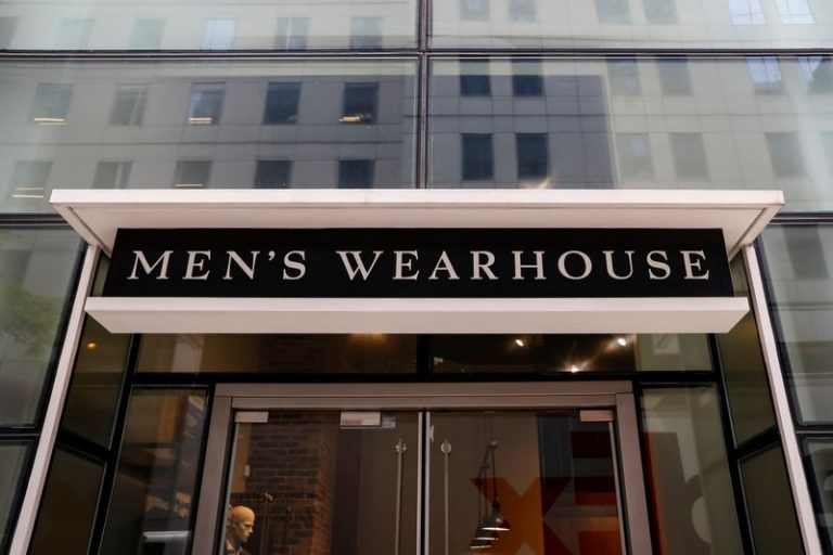 Tailored Brands files for bankruptcy as pandemic hammers sales