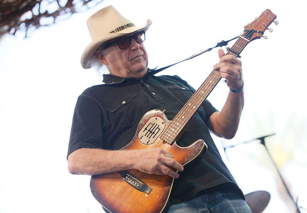 Jerry Jeff Walker, singer and songwriter, dies at 78