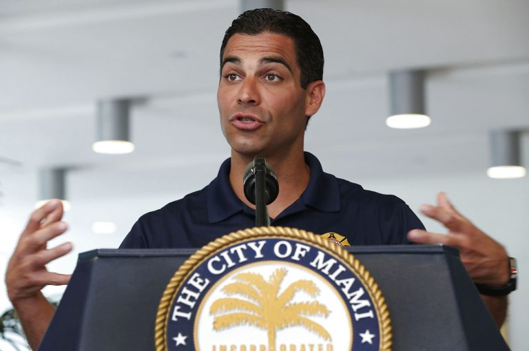 How Miami Mayor Francis Suarez is luring tech players from Silicon Valley and New York