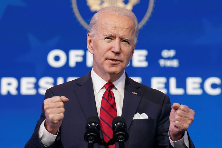 Op-Ed: Trump might have made it easier for Biden to unify the country after shocking Capitol attack
