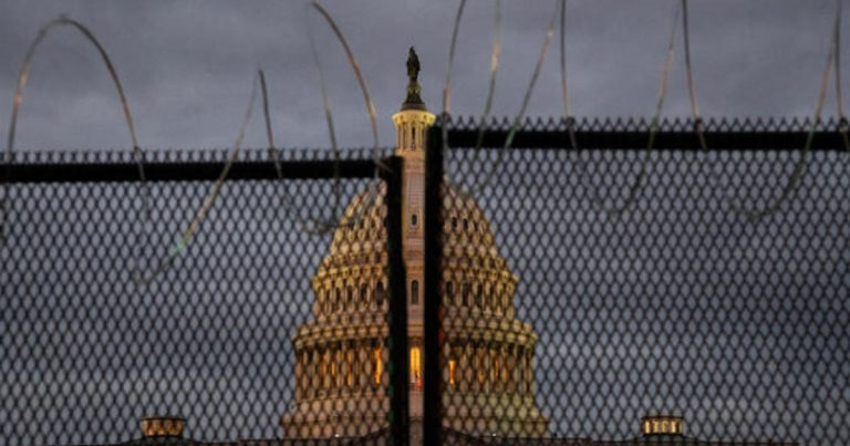 """Retired U.S. Marine, former DHS official on Capitol security: """"These are domestic enemies and we need to steel ourselves"""""""