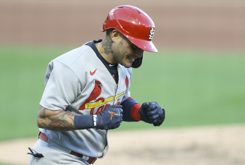 MLB: St. Louis Cardinals at Pittsburgh Pirates