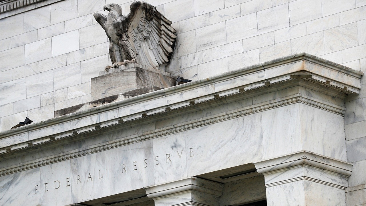 The Federal Reserve expects to hold rates new zero through 2023. FOX Business' Edward Lawrence with more.