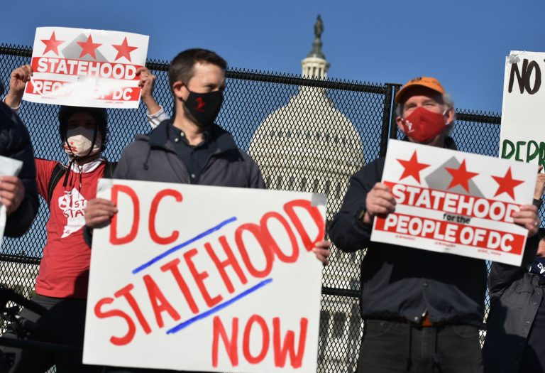 Biden administration backs D.C. statehood, urges 'swift' action as House prepares to vote on bill