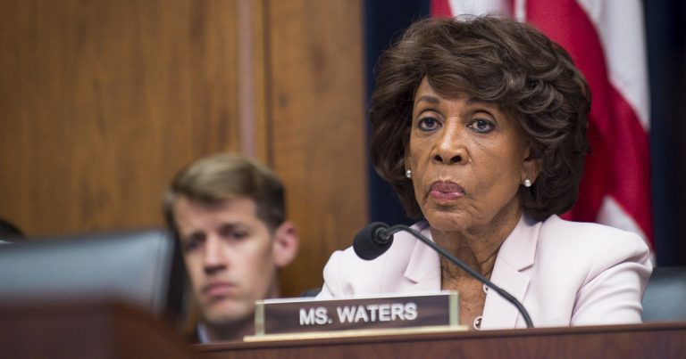 McCarthy to introduce resolution to censure Maxine Waters