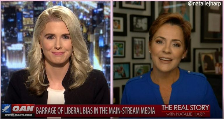 The Real Story – Liberal Bias with Kari Lake