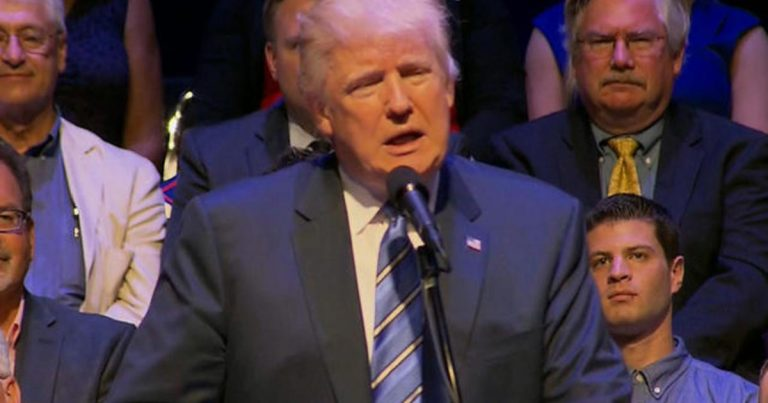 Trump admits he was wrong about Iran video