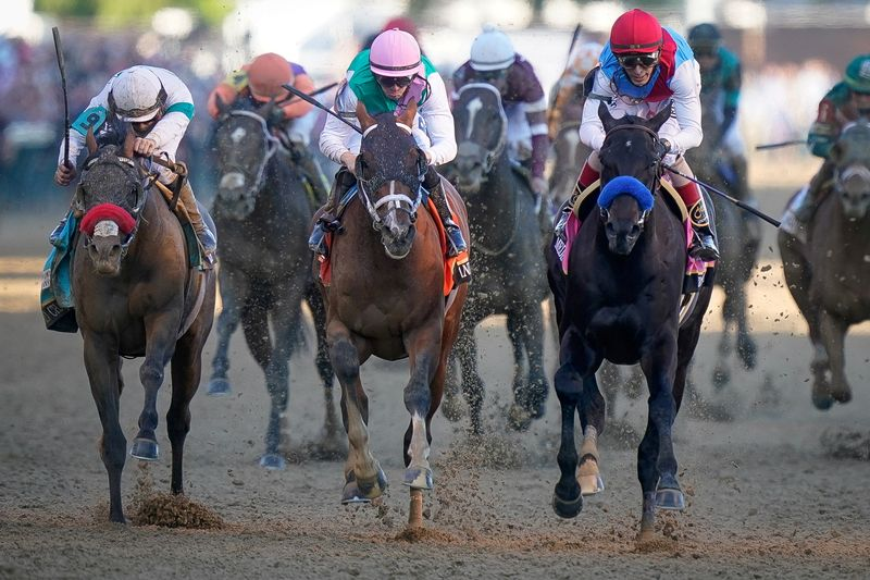 FILE PHOTO: 147th Kentucky Derby at Churchill Downs in Louisville, Kentucky