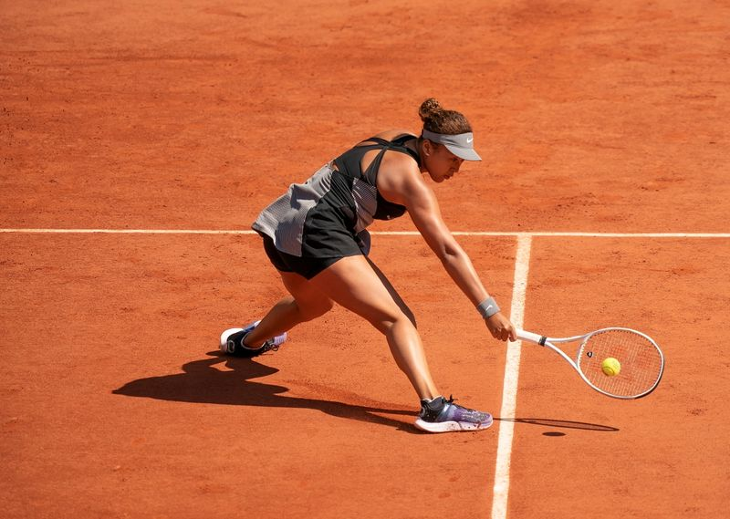 FILE PHOTO: FILE PHOTO: Tennis: French Open