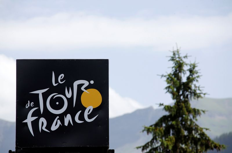 FILE PHOTO: Cycling - Tour de France cycling race - Stage 18 from Sallanches to Megeve
