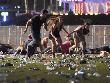 Las Vegas shooter's laptop missing its hard drive