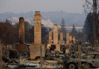 Teen girl dies of burn injuries from California wildfire