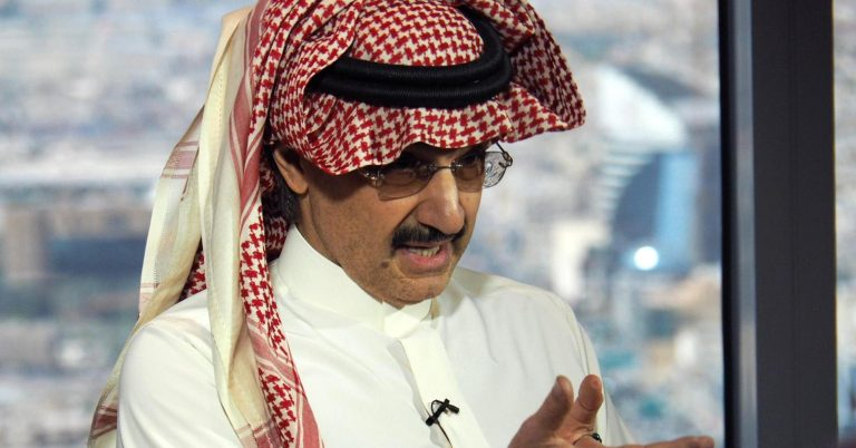 Detained Saudi billionaire Alwaleed predicts his troubles will end soon