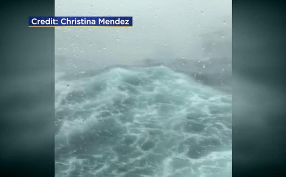 Quot It Was Hell For Me Quot Passenger Recalls Cruise Ship Ride In Quot Bomb Cyclone Quot Fan
