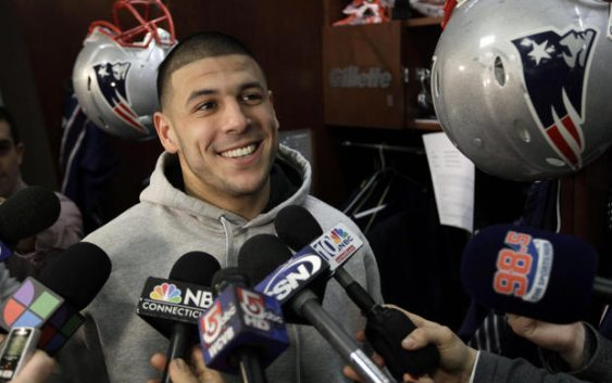 3091e4cadfb The Rise and Fall of Aaron Hernandez - FAN