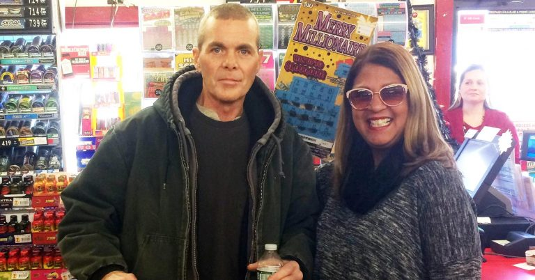 New York carpenter who won $1 million lottery prize dies of stage-4 cancer weeks later