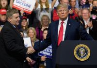 Trump: Voters must support GOP in Pittsburgh-area House race