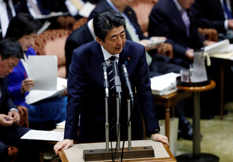 Japan PM decides finance official accused of sexual ...